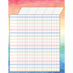 [TCR chart] Watercolor Incentive Chart