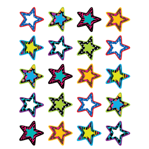 Fancy Stars 2 Stickers