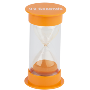 90 Second Sand Timer - Medium