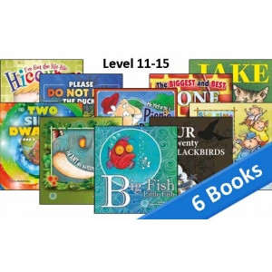 Literacy Tower Level 1 Set O..
