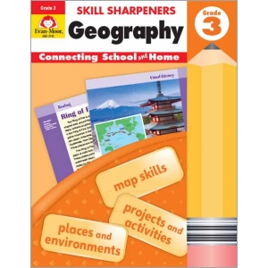 Skill Sharpeners: Geography,..