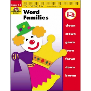 Learning Line: Word Families..