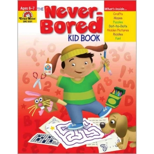 Never-Bored Kid Book, Grades..