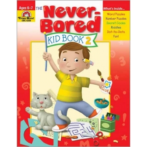 Never-Bored Kid Book 2, Grad..