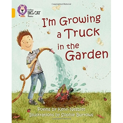 Big Cat 09 Gold: I'm Growing A Truck In The Garden