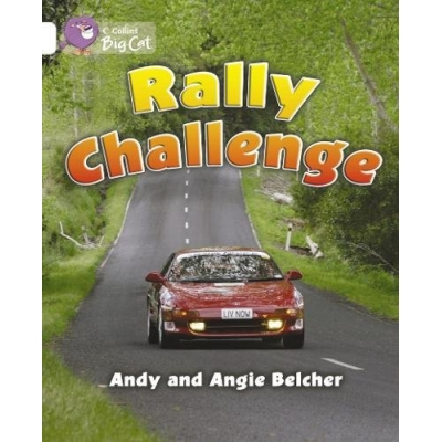 Big Cat 10 White: Rally Challenge