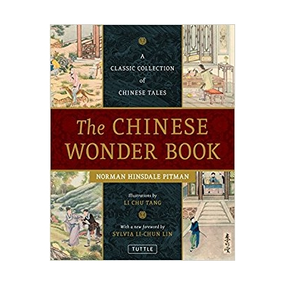 Chinese Wonder Book HC - Bekerley Children Book