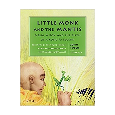 Little Monk Mantis HC - Bekerley Children Book