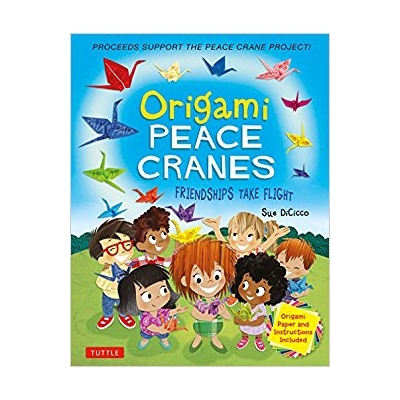 Origami Peace Cranes HC - Bekerley Children Book