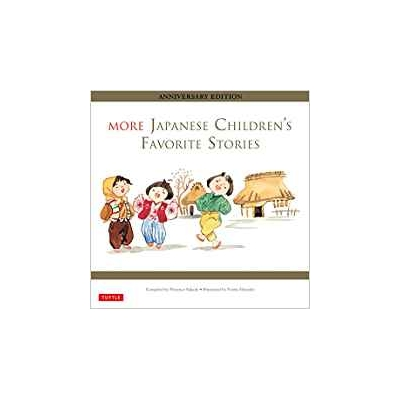 More Japanese Children Fav Stories HC - Bekerley Children Book