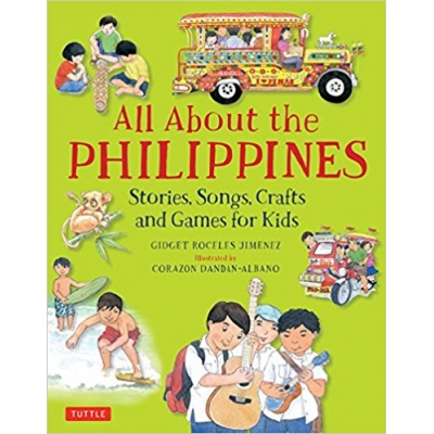 All About Philippines HC - Bekerley Children Book