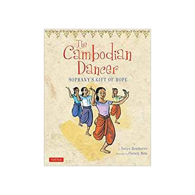 Cambodian Dancer HC - Bekerley Children Book