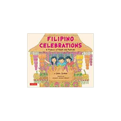 Filipino Celebrations HC - Bekerley Children Book