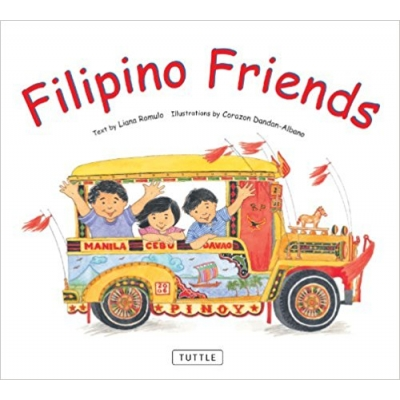 Filipino Friends HC - Bekerley Children Book