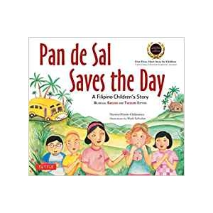 Pan de Sal Saves Day - ..