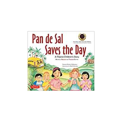 Pan de Sal Saves Day - Bekerley Children Book