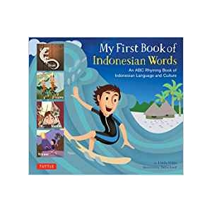 My First Book Indonesia..