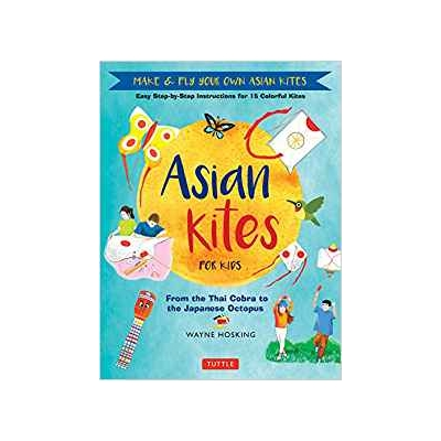 Asian Kites HC - Bekerley Children Book