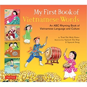 My First Book Vietnames..