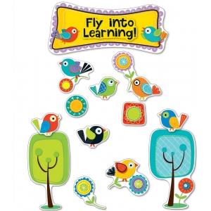 Boho Birds Fly Into Learning..