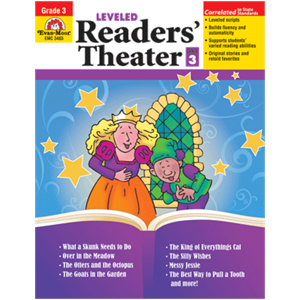 Leveled Readers' Theater, Gr..