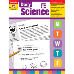 Daily Science, Grade 6+