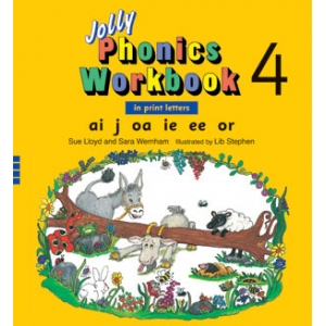 Jolly Phonics Workbook ..