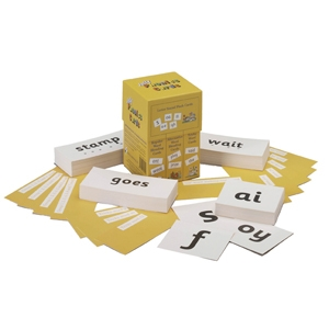 Jolly Phonics Cards Set of 4..