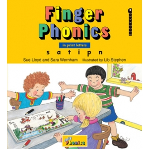 Finger Phonics Book 1 -..