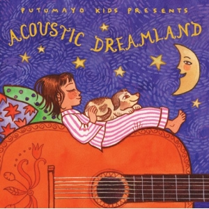 Acoustic Dreamland Audio CD