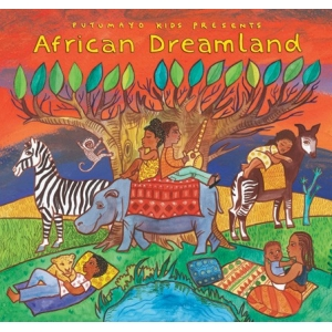 African Dreamland Audio CD