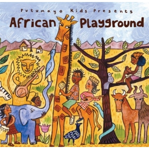 African Playground Audio CD