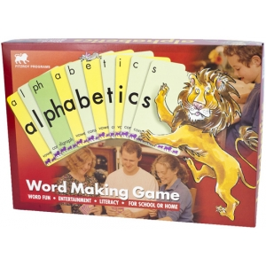 The Alphabetics Game