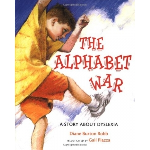 ALPHABET WAR, THE HC