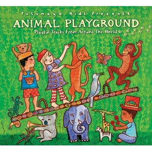 Animal Playground Audio CD