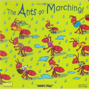 ANTS GO MARCHING, THE CLASSI..