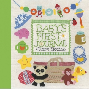 Baby's First Journal HC