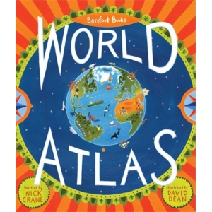 Barefoot Books World Atlas H..