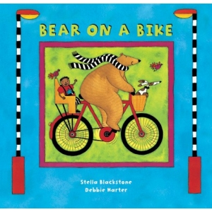 Bear on a Bike | Barefoot Se..