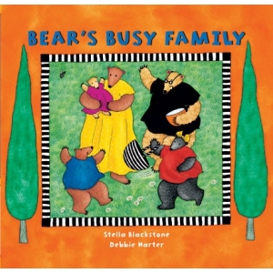 Bear's Busy Family | Barefoo..