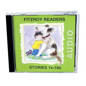 Fitzroy Audio CD Readers 1x-..