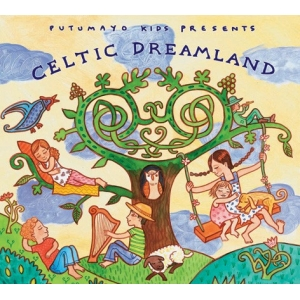 Celtic Dreamland Audio CD