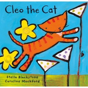 Cleo the Cat | Barefoot Series