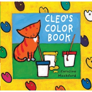 Cleo's Color Book Board Book