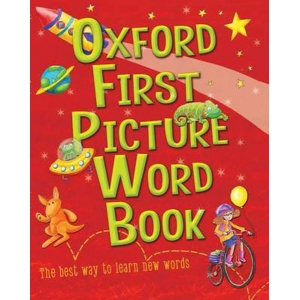 Oxford First Picture Word Bo..