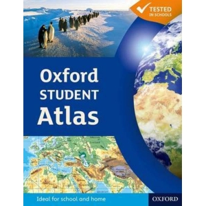 Oxford Student's Atlas 2012 HB