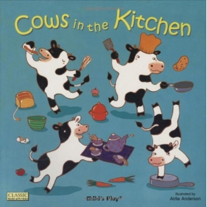 COWS IN THE KITCHEN CLASSIC ..