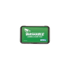 JUMBO WASHABLE STAMP PAD GREEN