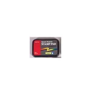 WASHABLE RED STAMP PAD