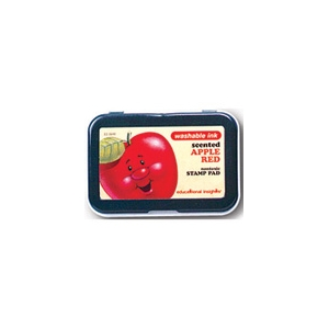 WASHABLE APPLE SCENTED RED S..